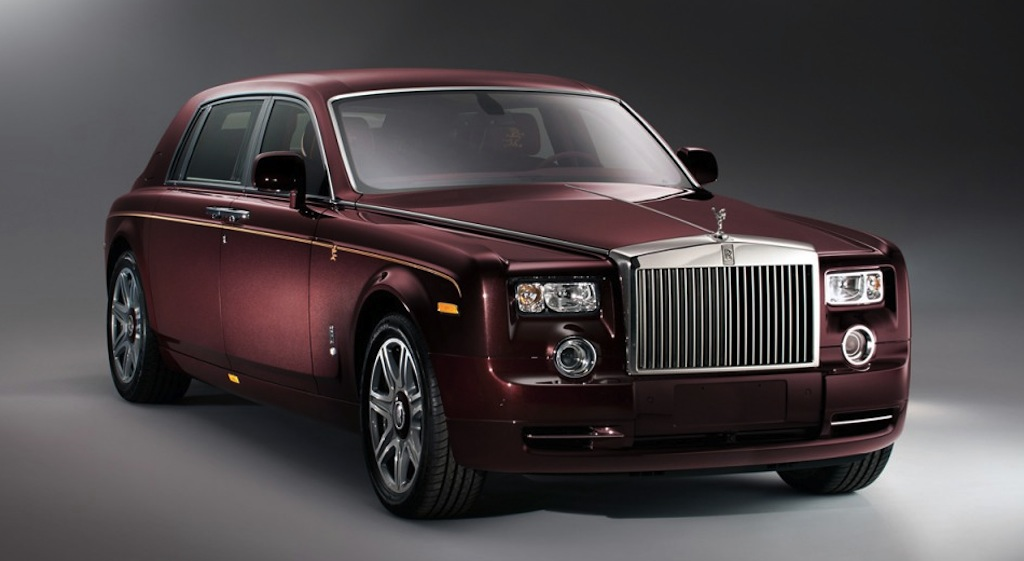 Rolls-Royce Dragon Phantom