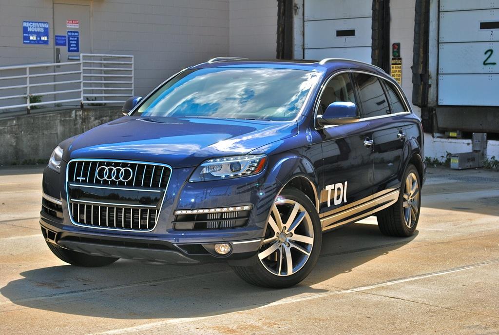 Review: 2012 Audi Q7 TDI