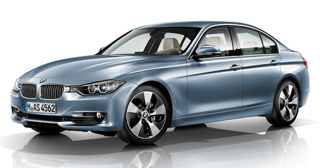 2012 BMW ActiveHybrid 3