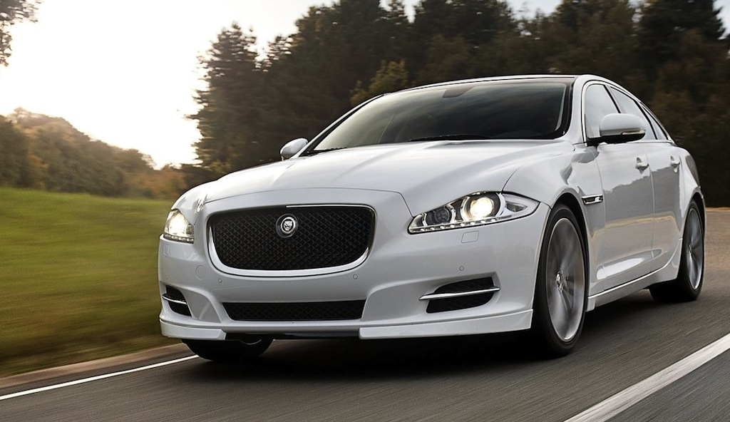 Jaguar XJ Sport Package