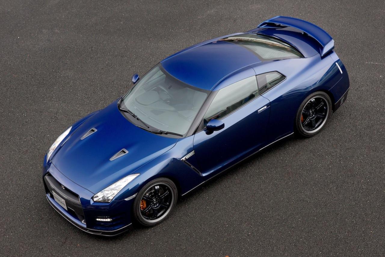 2013 Nissan GT-R Track Pack