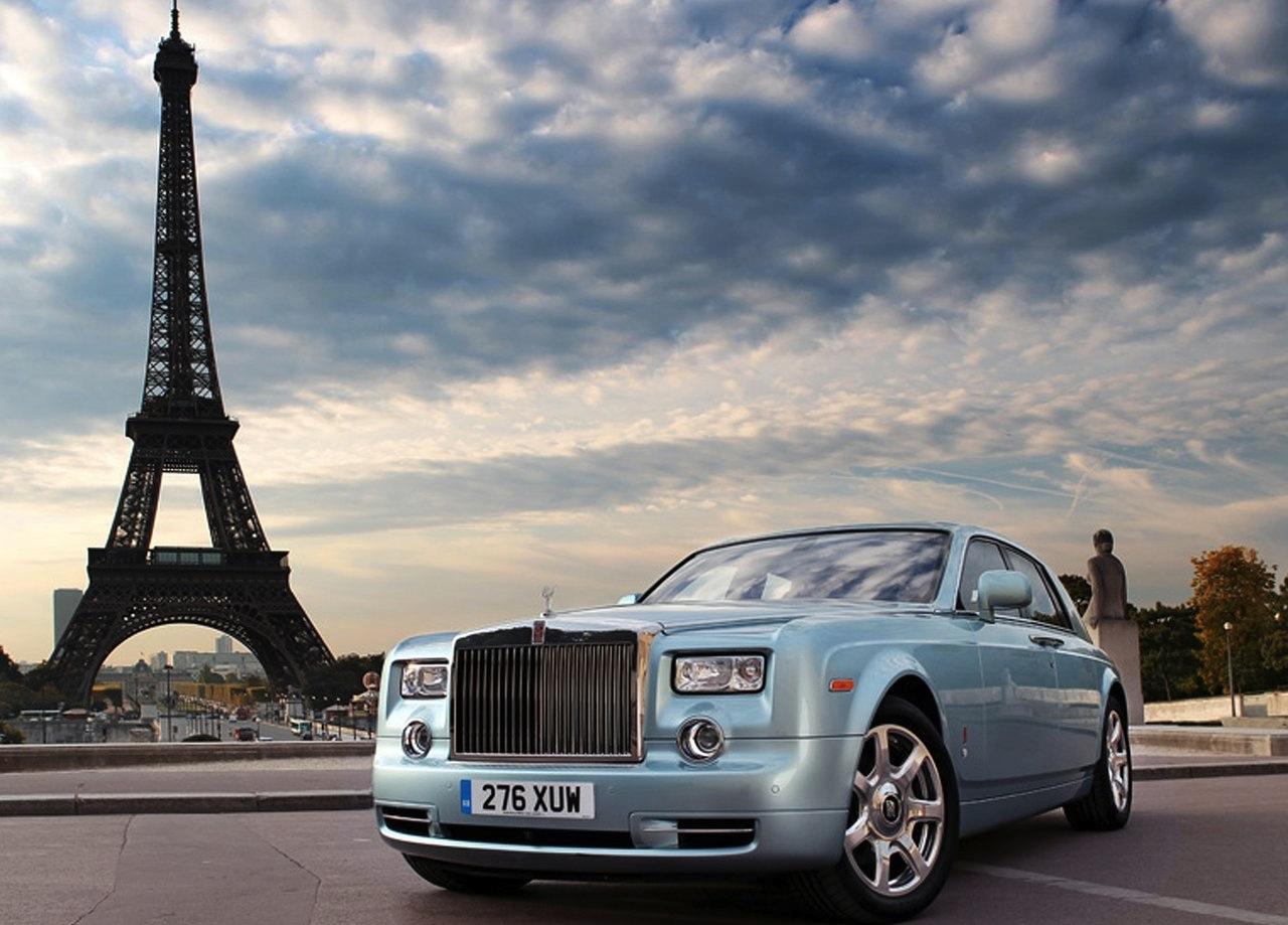 Rolls Royce 102EX Phantom Electric