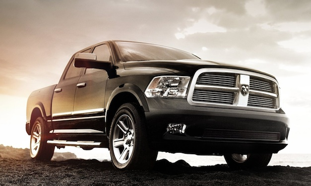 2012 Dodge Ram Laramie Limited