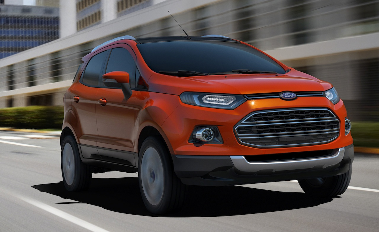 Ford EcoSport Preview