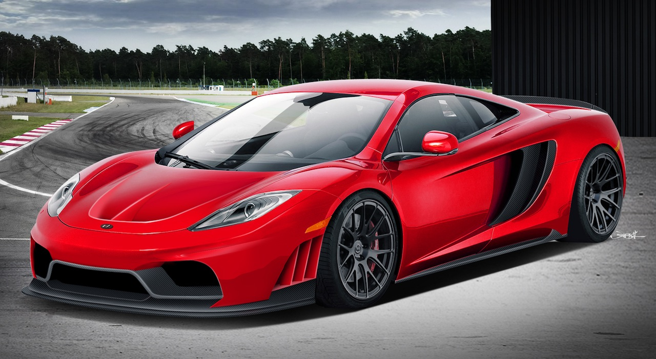 Hennessey Performance McLaren MP4-12C HPE800