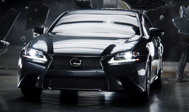 Lexus GS Super Bowl Ad