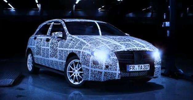 Mercedes-Benz A-Class Teaser