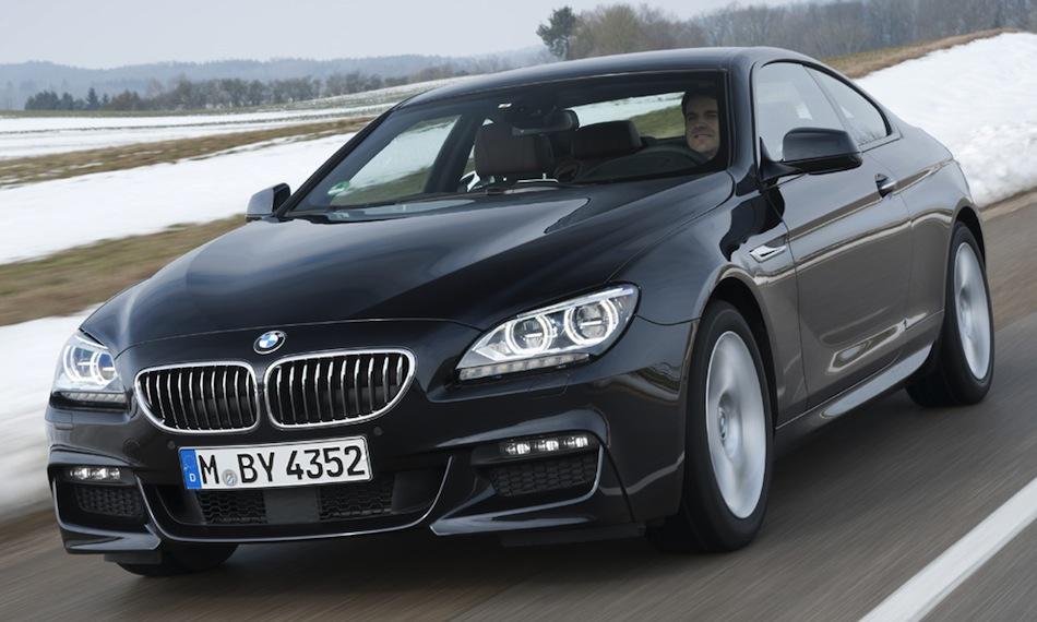 2012 BMW 640d xDrive
