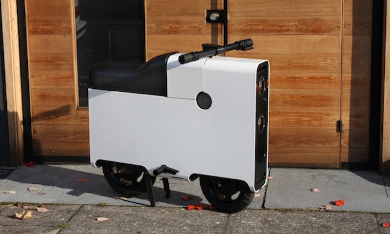 Boxx Electric Scooter