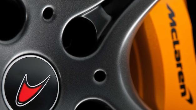 McLaren MP4-12C Wheel