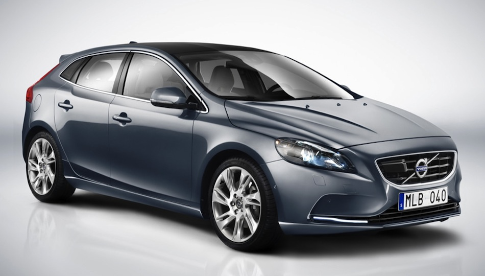 2013 Volvo V40 Leaked Photos