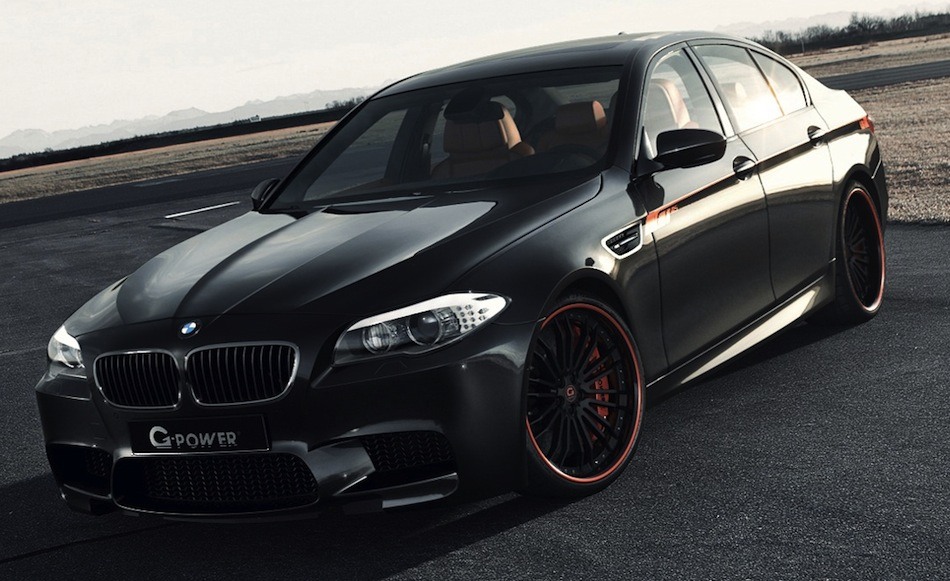 2012 G-POWER BMW M5
