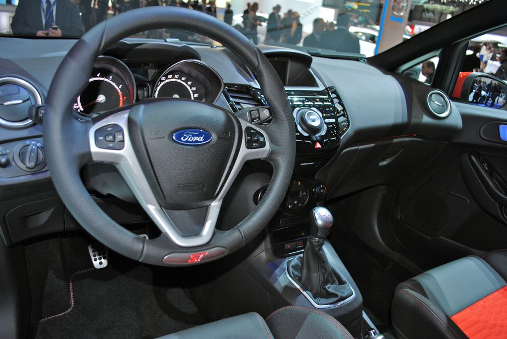 ford fiesta st interior parts