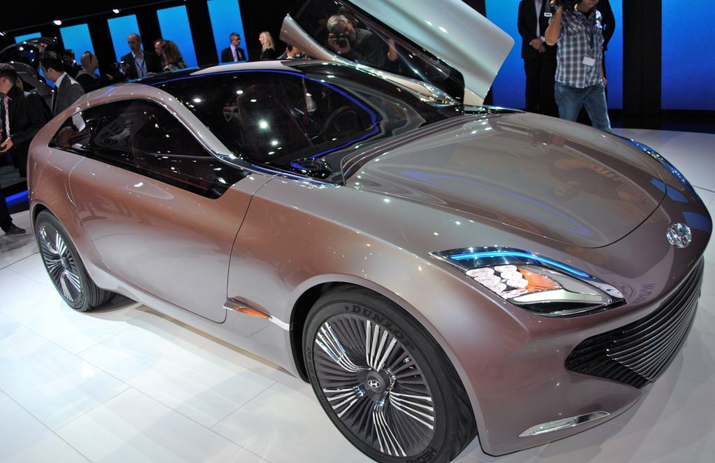 2012 Geneva: Hyundai i-oniq Concept