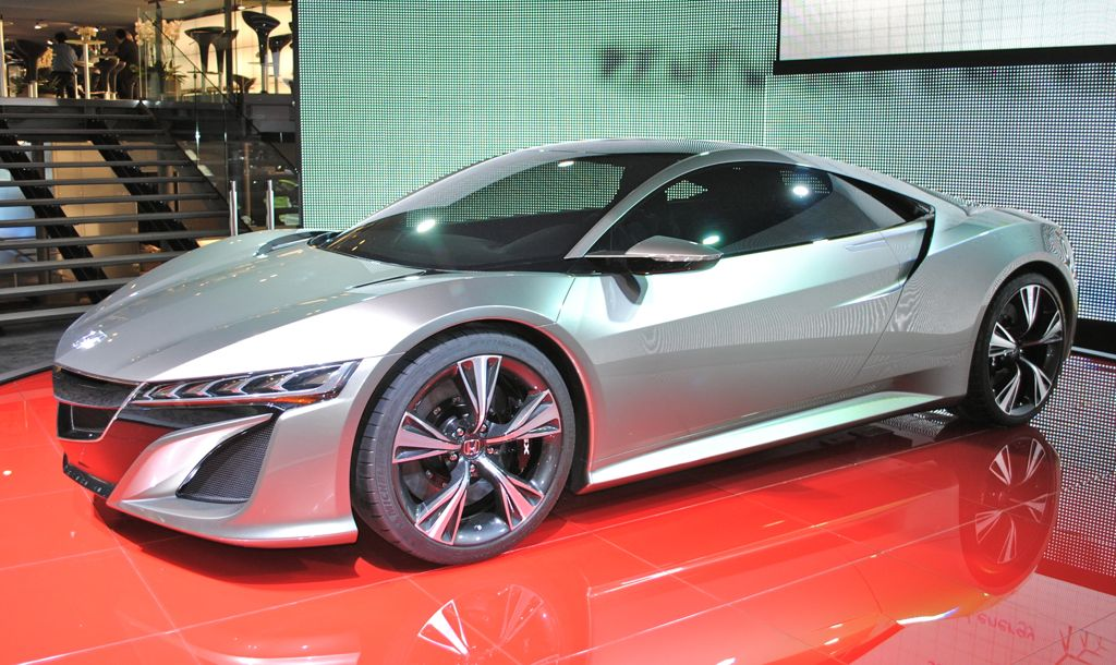 2012 Geneva: Honda NSX - egmCarTech