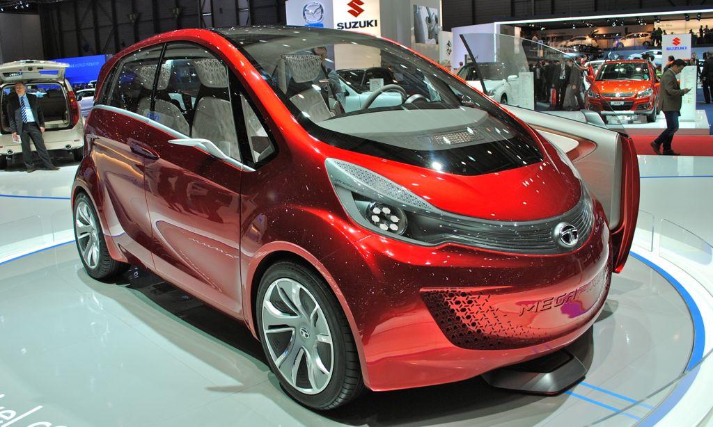 2012 Genvea: Tata Megapixel Concept