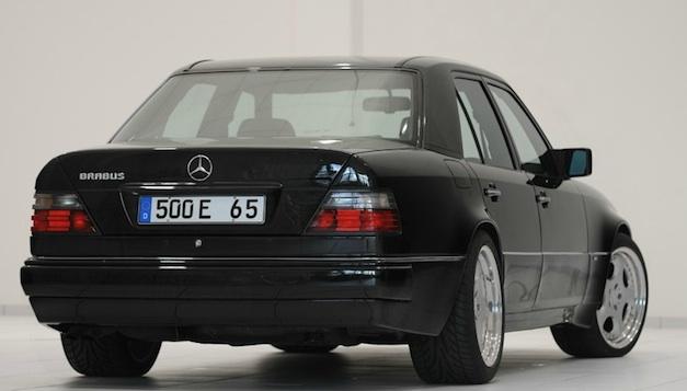 Mercedes-Benz W124 Brabus 6.5