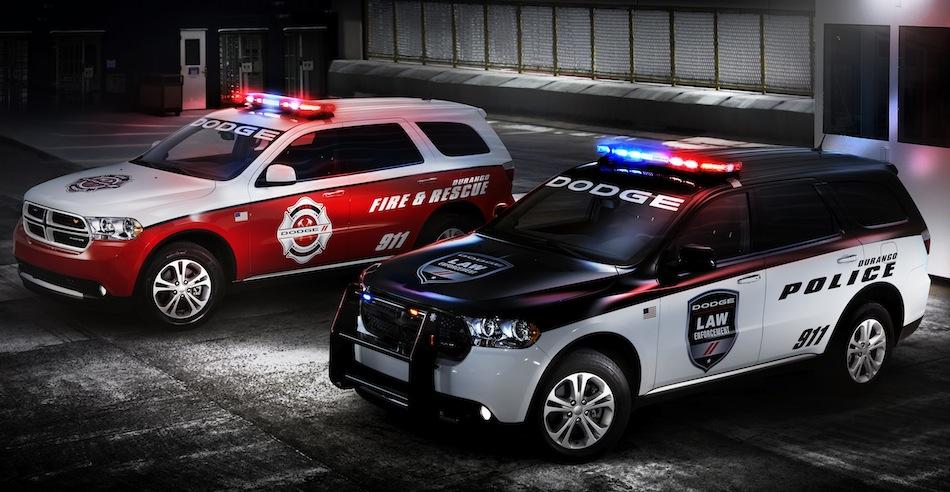 Dodge Durango Special Service SUV
