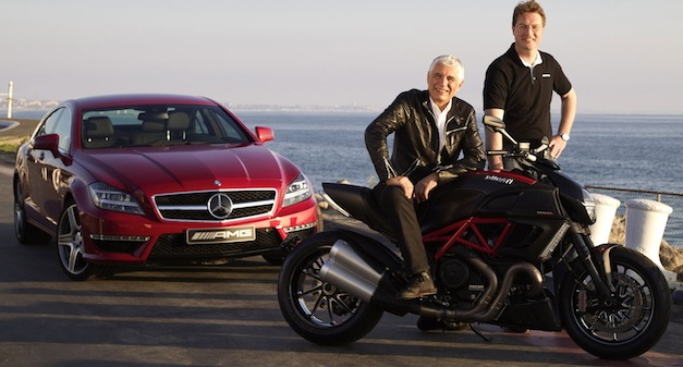 Ducati and AMG