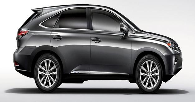 Lexus RX Shrunk