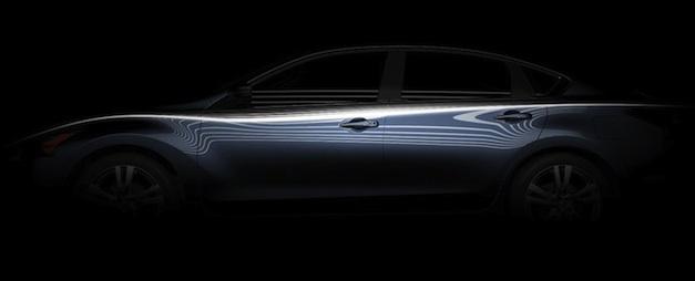 Nissan Altima Teaser 4
