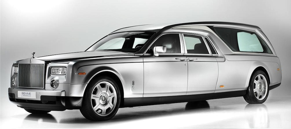 Rolls-Royce Phantom Hearse