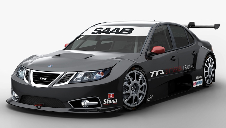 Saab 9-3 TTA Racing Elite