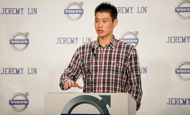 Volvo Jeremy Lin
