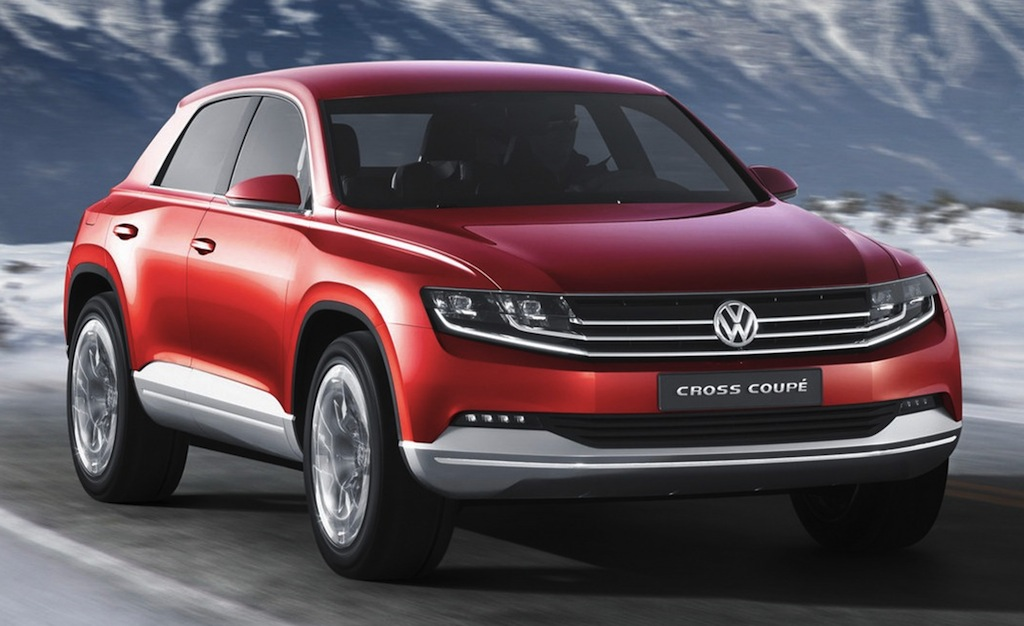 Volkswagen Cross Coupe Geneva