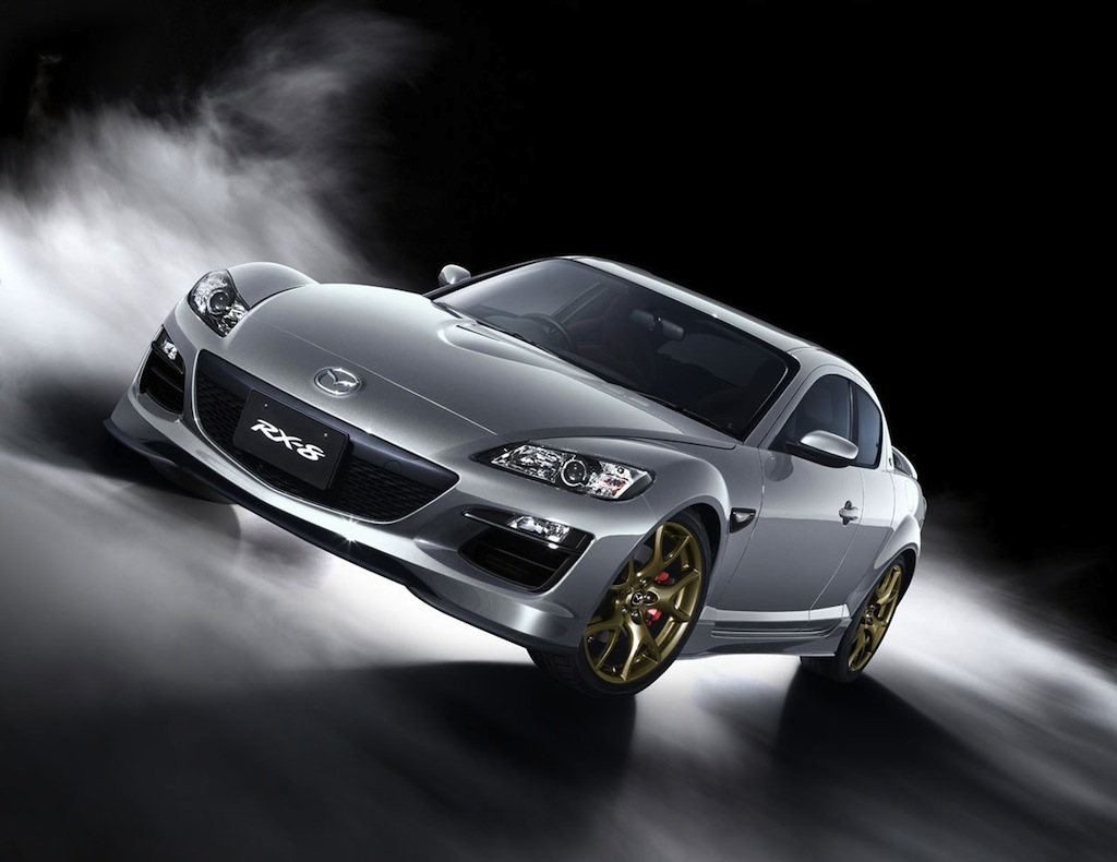 2012 Mazda RX8 Spirit R Limited Edition Front 3/4 Angle