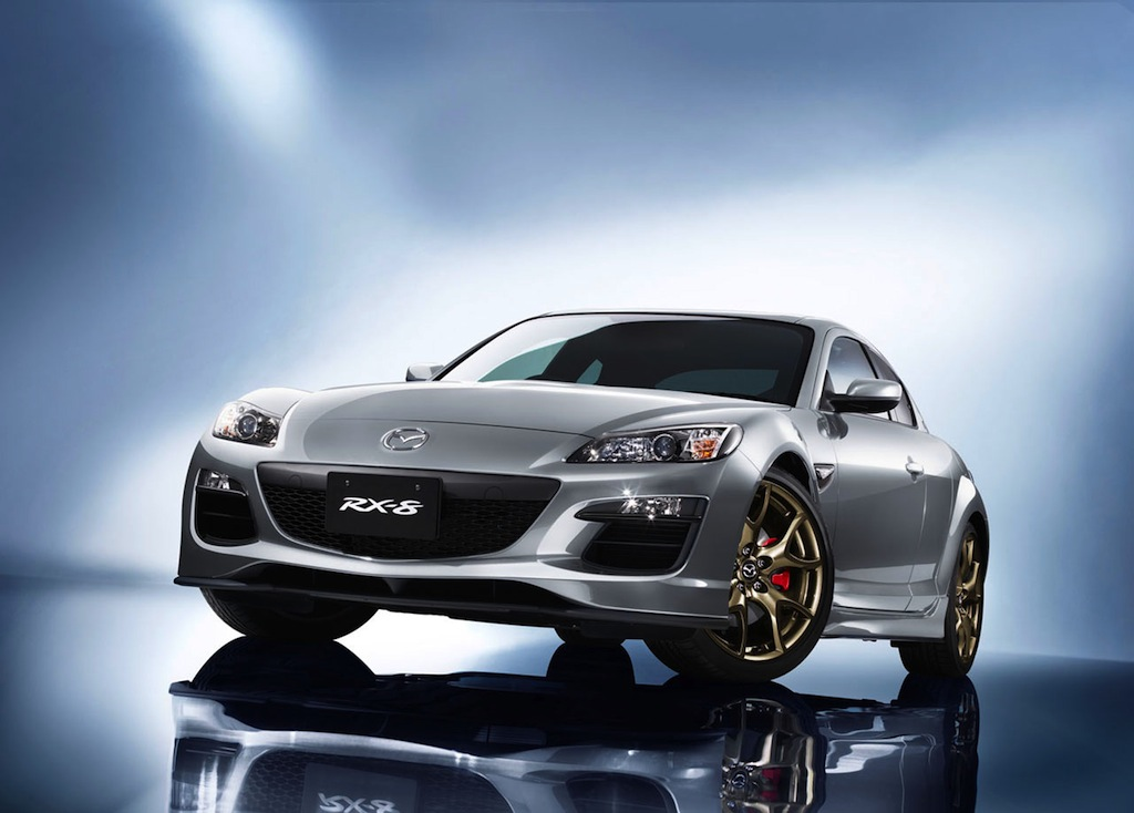 2012 Mazda RX8 Spirit R Limited Edition