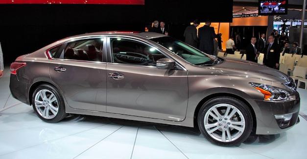 2012 NY Nissan Altima