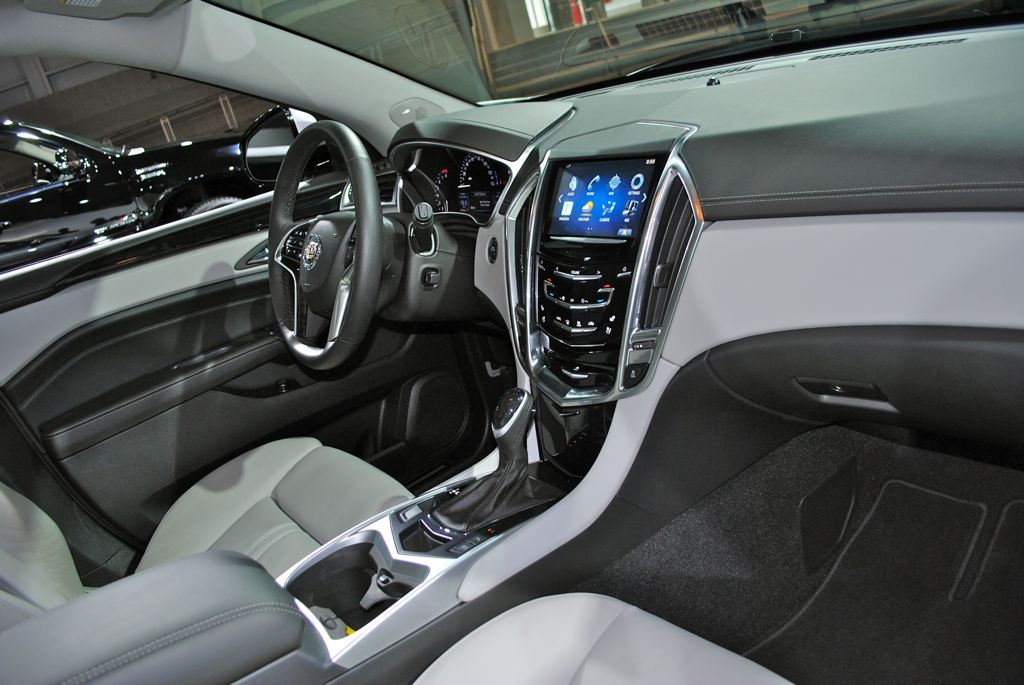 2017 Cadillac Srx Interior Colors
