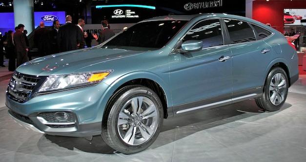 2012 NY: Honda CrossTour Concept
