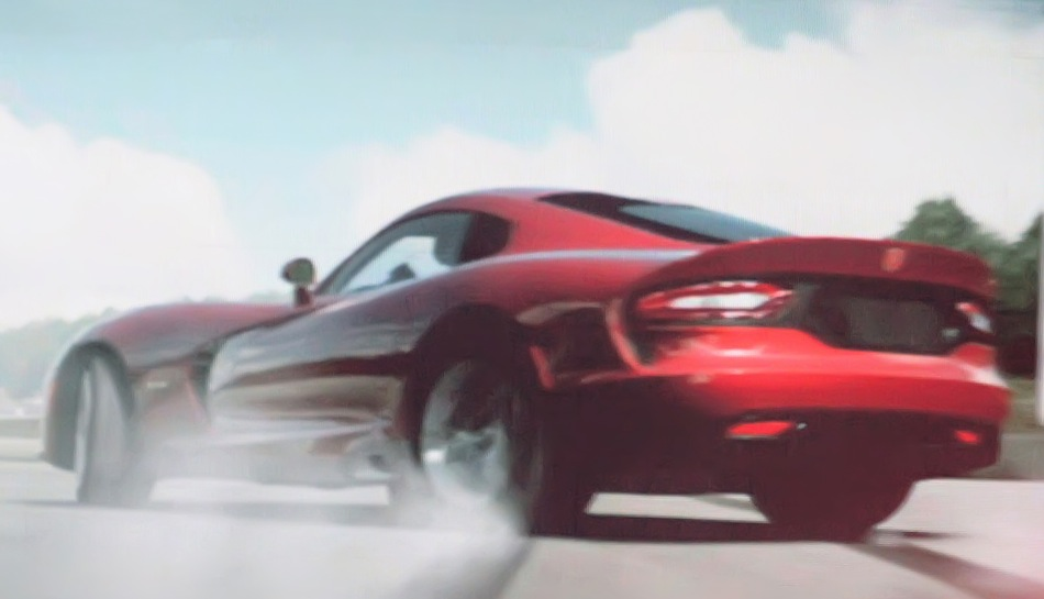 2013 SRT Viper Leak (Screenshot)