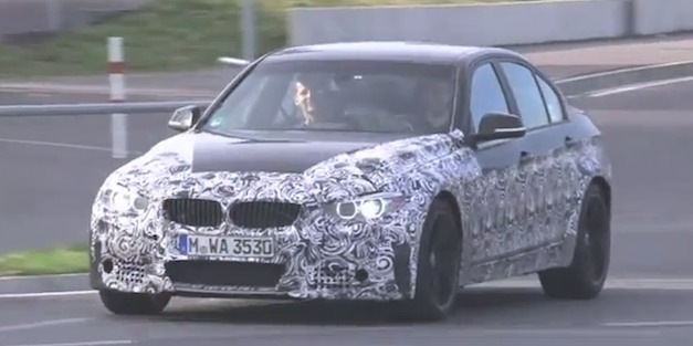 2014 BMW M3 Prototype