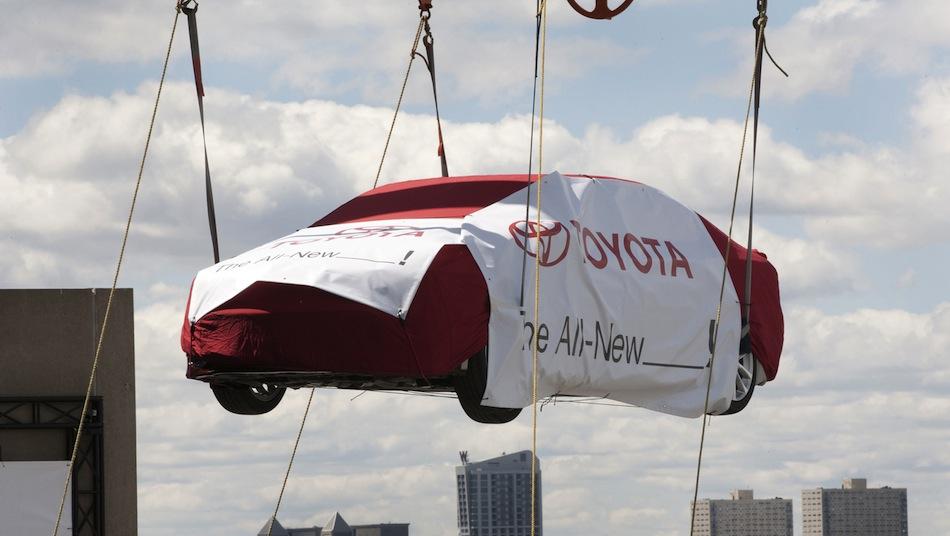 2012 NYAS Toyota Sedan Teaser