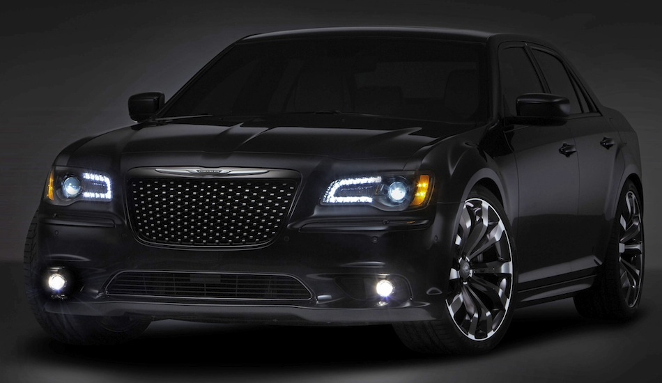 Beijing Chrysler 300C Design Concept