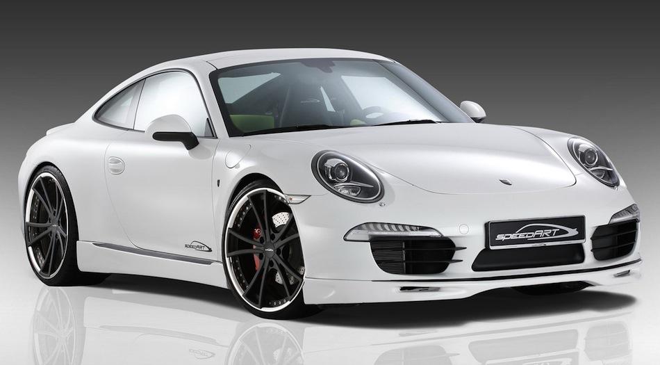 SpeedART SP91-R Package Porsche 911