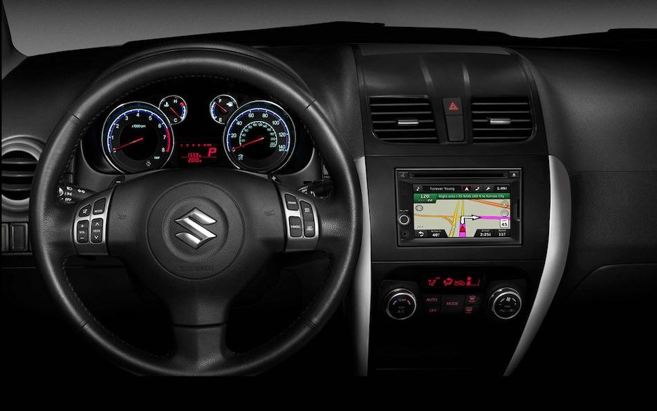 Garmin Suzuki Navigation