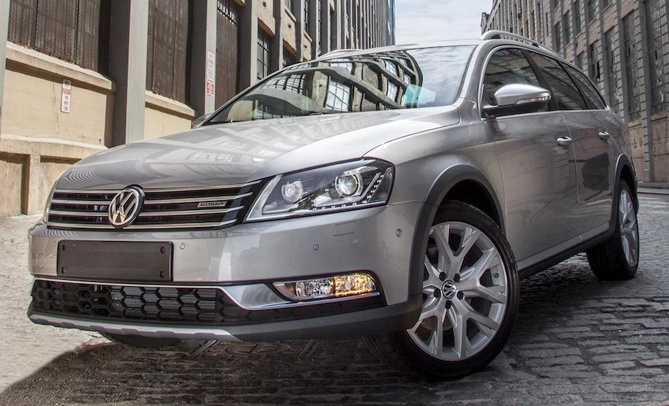 Volkswagen Passat Alltrack Concept