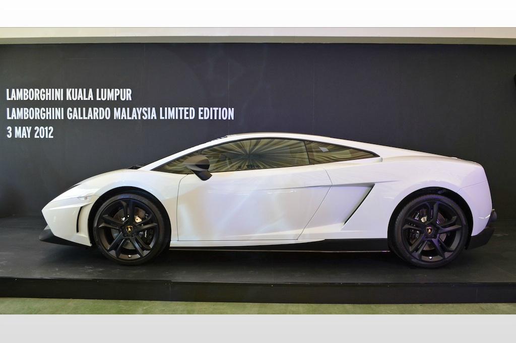 2012 Lamborghini Gallardo MLE