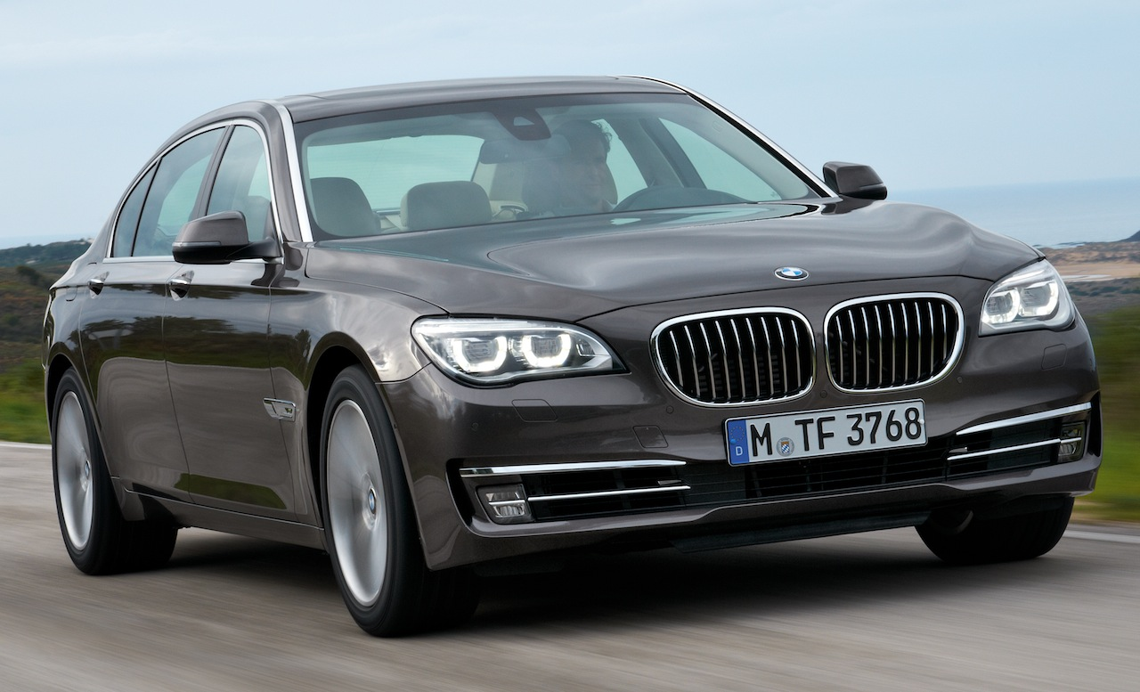 2013 BMW 7-Series Main