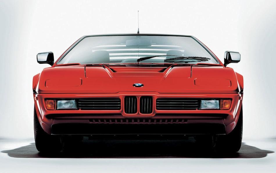 BMW M1 (1978-1981)
