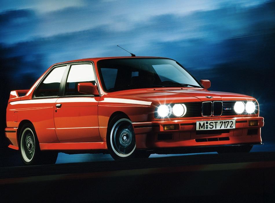 BMW M3 E30 Evo1 1988