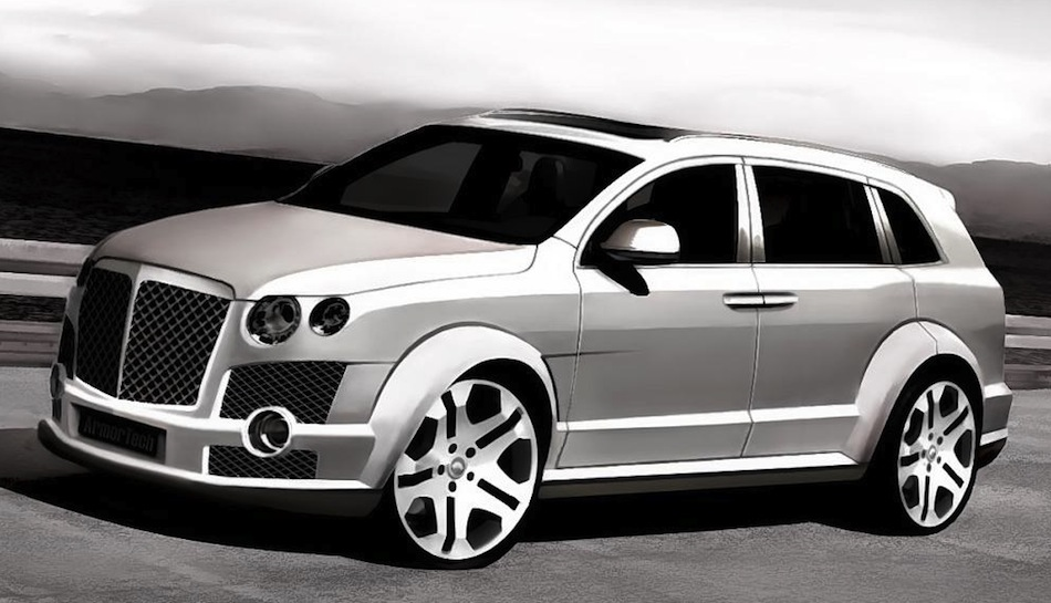 Armortech Tresor Bentley SUV