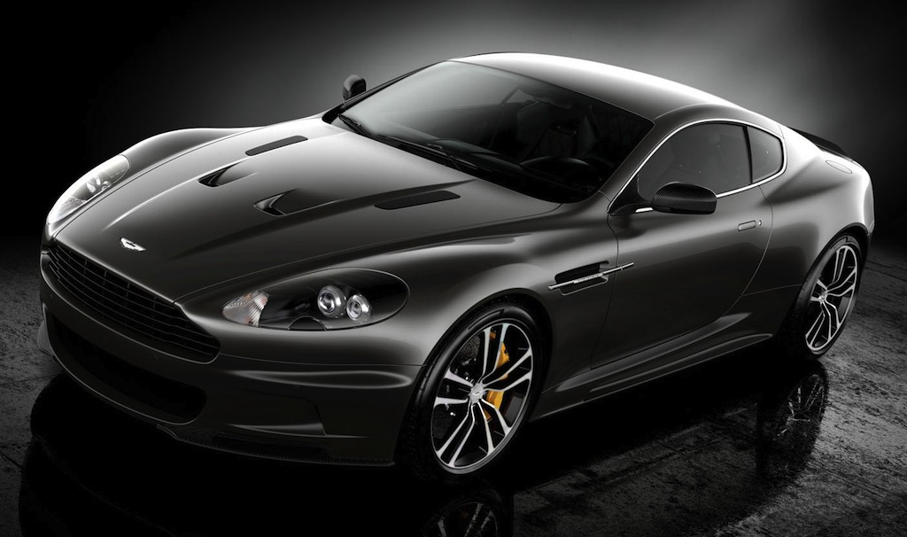 2013 Aston Martin DBS Ultimate