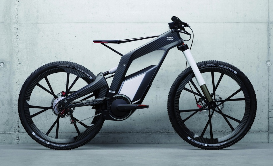 Audi e-Bike Prototype