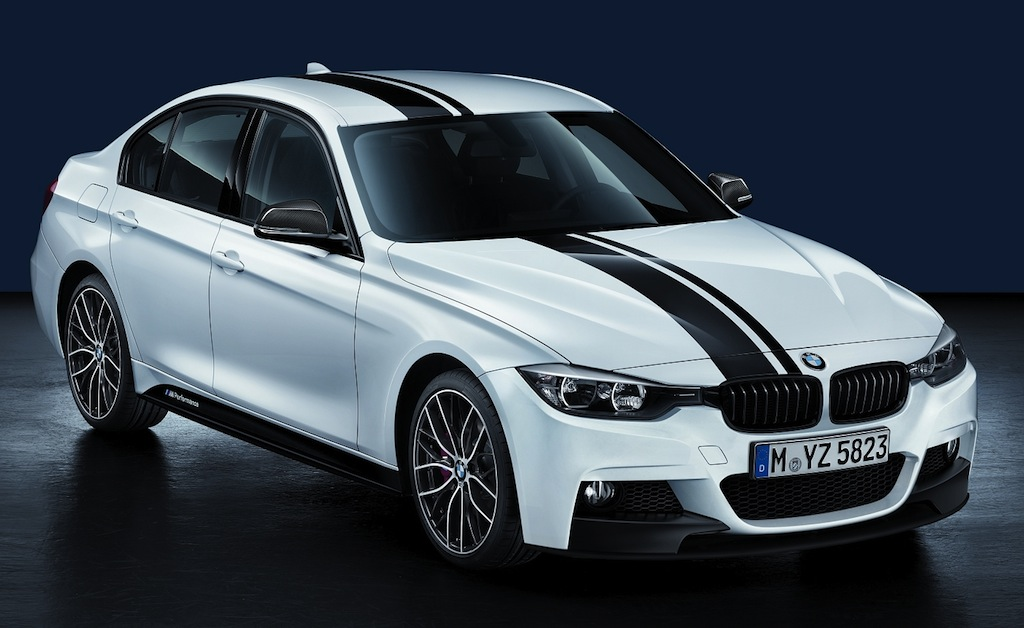 BMW M Performance Parts 2012 3-Series