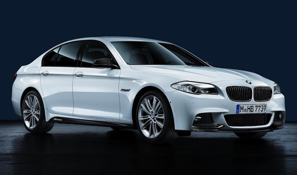 BMW M Performance Parts 2012 5-Series